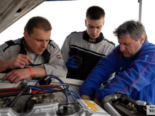 Start Autó Rallye 2008