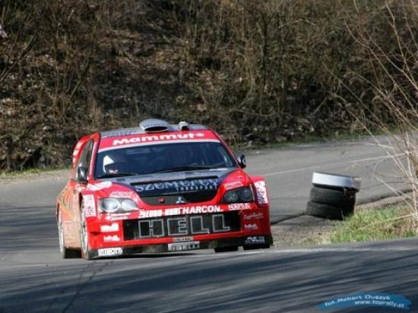Start Autó Rallye 2009