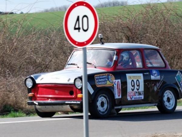 Start Autó Rallye 2010