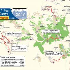 mapa - 1. etapa